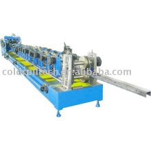 C-Pfettenformmaschine aus Stahl