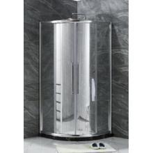 Recinto simple de la ducha con la película (E-01 con la película)