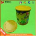 Крышка пластиковой крышки для пищевых продуктов может быть приемлемой