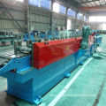 Metal plate cold rolling forming machine