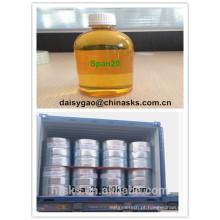 Agente lubrificante Nº CAS: 1338-39-2 / Sorato laurato 20 / Span20