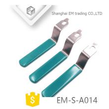 EM-S-A014 mango de válvula de acero inoxidable 304 estampado de piezas