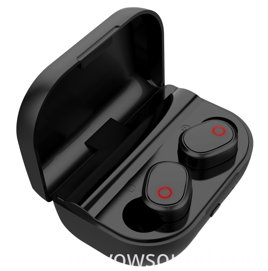TWS Wireless Earbud Headphones in-Ear Earphones