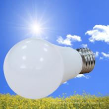 Lampes d'éclairage A60 haute qualité de 110lm / w AC100-265V A60