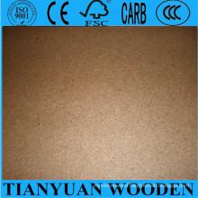 E1 Glue1220*2440mm Hardboard/2mm 2.5mm 2.7mm 3mm Hardboard with Cheap Price
