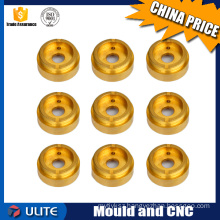 Cheap CNC Machining E-cigareet Parts , CNC Turning /Milling/Drilling Machining