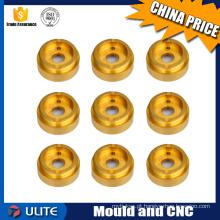 Usinagem CNC barata Peça E-cigareet, Usinagem CNC de torneamento / fresagem / perfuração