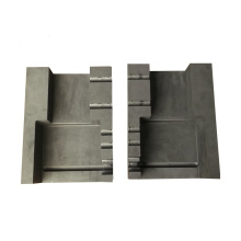 High Purity Customizable Graphite Box for Melting Metal