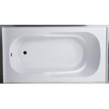 Upc genehmigt heißer Verkauf Schürze Badewanne, ABS oder Acryl Rock Badewanne