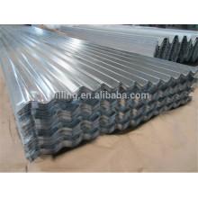 Hot Corrugated Gauge Galvanized Roofing Metal Steel Sheet