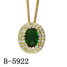 Usine Hotsale Design Bijoux Fashion Collier Pendentif