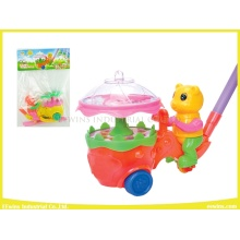 Plastikspielzeug Push Pull Candy Car Spielzeug