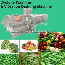 vegetable washing machine and draining machine/Salad/IQF