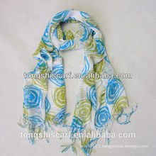 scarf printing Tongshi supplier viscose scarf wide shawls distributor indonesia