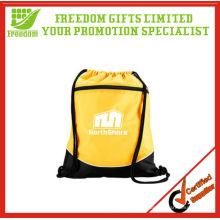 Promotional and Cheap Custom Drawstring Bag