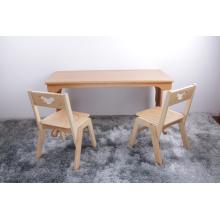 Solide Kinderstuhl und Schreibtisch (SH-L-D06)
