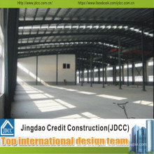 Prefab Light Steel Structure Warehouses