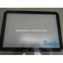 Tapetes de silicone de cozinha, certificado FDA & LFGB, antiaderente, fácil limpeza