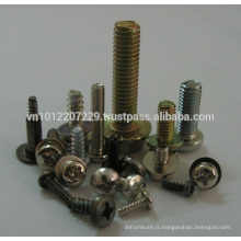 Vis, attache, métal Rivet Pin & Cold Forging Part