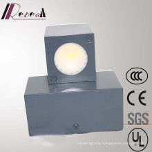 Indoor Aluminium Bedside Wall Lamp for Hotel Project Lamp
