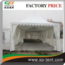 Grande tente de camping en aluminium étanche pour mariage et spectacle