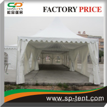 Large waterproof aluminum camping tent for wedding and show