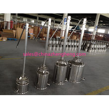 Stainless Steel Alcohol Distiller with Reflux Tower