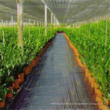 Tela no tejida de la cubierta de la agricultura para la cubierta de tierra