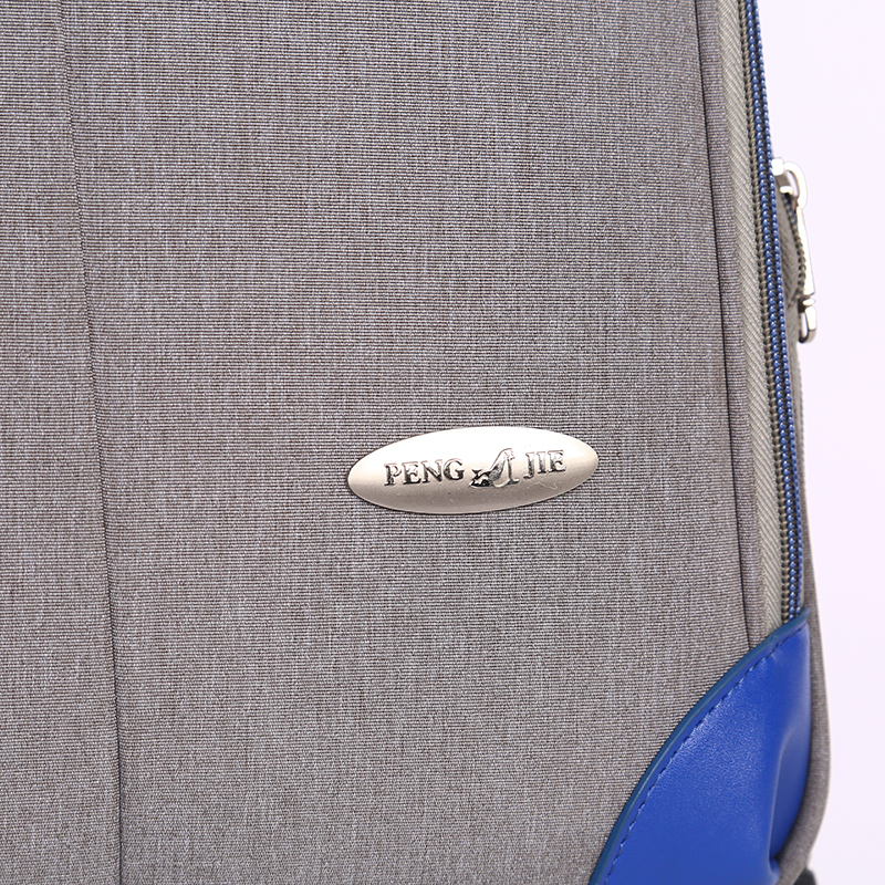 fabric material suitcase type luggage 3pcs5