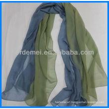 Fashion Colorful Indian Silk Scarf