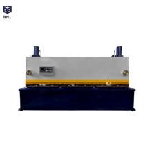 Cizalla guillotina hidráulica CNC