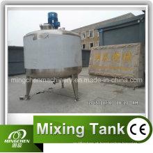 Tanque de mistura 304magnetic de aço inoxidável