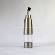 Stainless Steel 180ml Oil Bottle