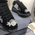 Rebordear Encaje Bordado Parche Zapatos De Diseñador Hechos A Mano Planos