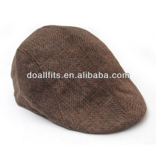 adults' fashion blank ivy cap