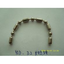 Wholesale good quality bag accessory metal ball chain