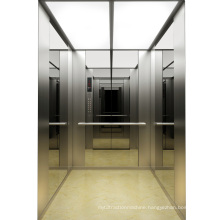 Mirror Etched Stainless Steel Elevator