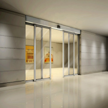 Panic Breakout Automatic Sliding Doors