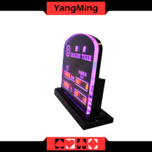 Dragon LED Limited Sign (YM-LC05) Table de casino