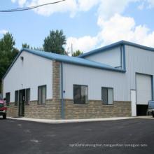 Prefab Steel Structure Building Halls with Ce Certificati