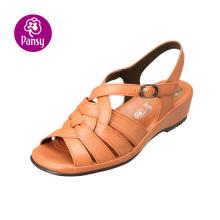 Анютины глазки комфорт Туфли летние сандалии для женщин