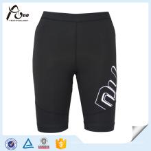 Shorts athlétiques Fitness Spandex Mesh Compression Wear Femme