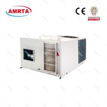Tragbares luftgekühltes DX-Dachklimaanlagen-System