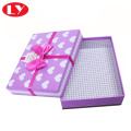 Large decorative christmas gift boxes with lids