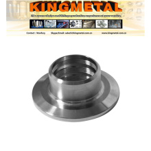 Stainless Steel Pipe Fitting 3A Roll-on Ferrules for Expanding.