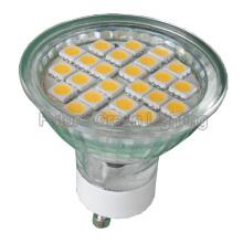 Lampe GU10 TUV 24PCS 5050 SMD LED