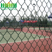 High+quality+PVC+chain+link+fence+for+sale