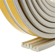 Adhesive Backed Foam Door Seal Strips