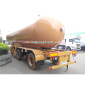 Cheap stainless steel tanker semi-trailer