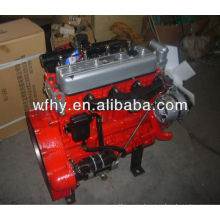 3000rpm Water cooled 4 cylinder Diesel Engine YSD490